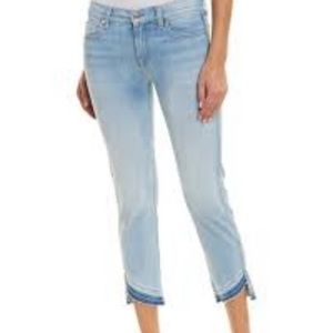 NWT 7 for all Mankind Roxanne ankle skinny